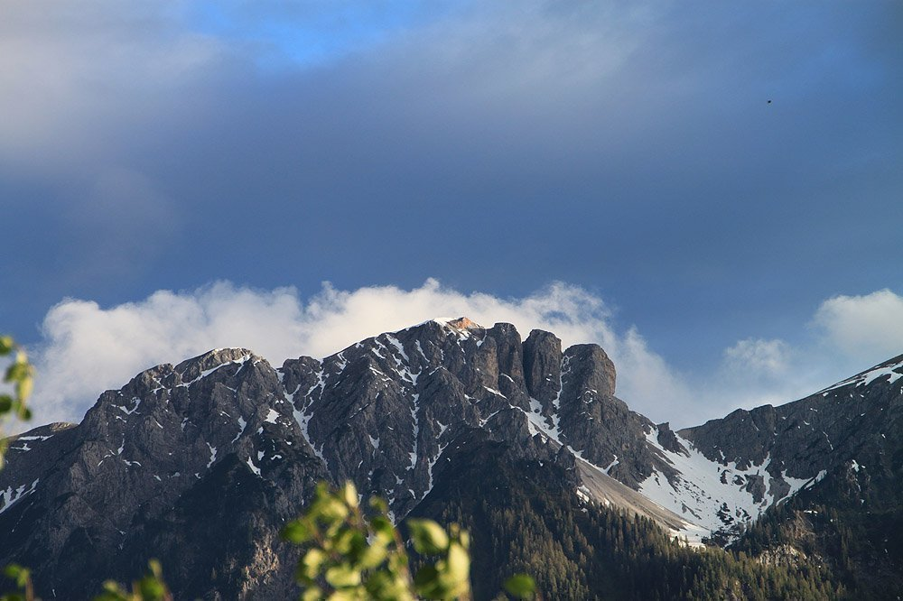 Sul Col Vallaccia