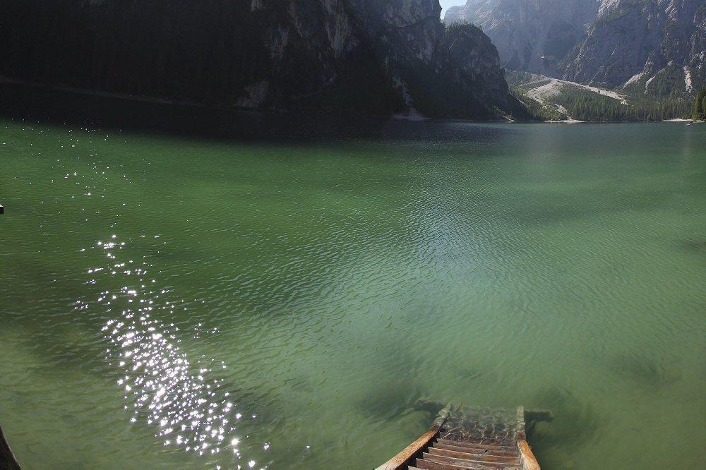 Punta Tre Dita e Lago Colli Alti